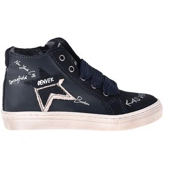 Skor Barn Höga sneakers Melania ME2041D8I.B Blå