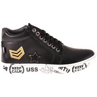 Skor Barn Höga sneakers Melania ME6033F8I.A Svart