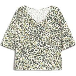 textil Dam T-shirts Nero Giardini E062770D Grön