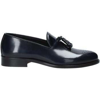 Skor Herr Loafers Rogers 603 Blå