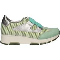 Skor Dam Sneakers Keys 5183 Grön