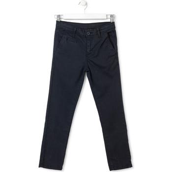 textil Barn 5-ficksbyxor Losan 713 9654AA Blå