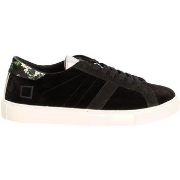 Skor Dam Höga sneakers Date W271-NW-VV-BK Svart
