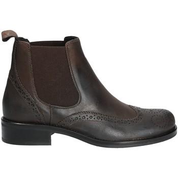 Skor Dam Boots Mally 4591 Brun
