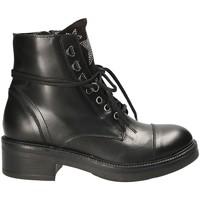 Skor Dam Boots Mally 6019 Svart