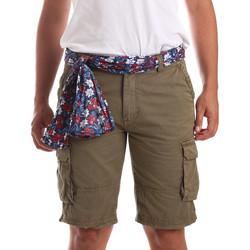 textil Herr Badbyxor och badkläder Gaudi 911BU25034 Grön
