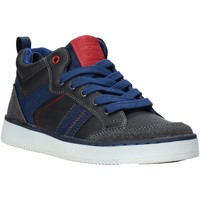 Skor Barn Höga sneakers Wrangler WJ17227 Grå