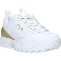 Skor Dam Sneakers Fila 1010862 Vit