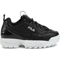 Skor Dam Sneakers Fila 1010862 Svart