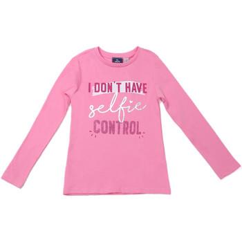 textil Barn Långärmade T-shirts Chicco 09006871000000 Rosa