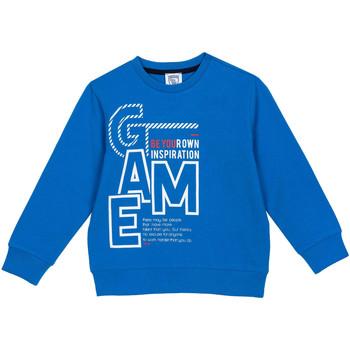 textil Barn Sweatshirts Chicco 09069404000000 Blå