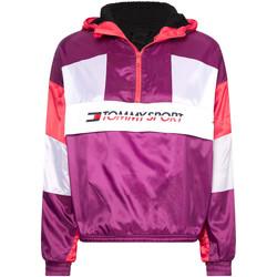 textil Dam Sweatjackets Tommy Hilfiger S10S100416 Violett