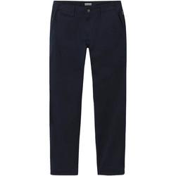 textil Herr Chinos / Carrot jeans Napapijri NP0A4E32 Blå