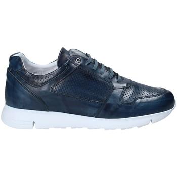 Skor Herr Sneakers Exton 332 Blå