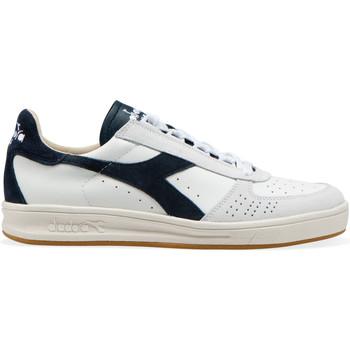 Skor Herr Sneakers Diadora 201.172.545 Vit