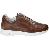 Skor Herr Sneakers Exton 332 Brun