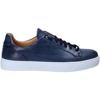 Skor Herr Sneakers Exton 514 Blå