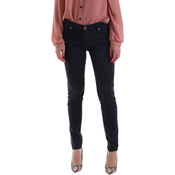 textil Dam Chinos / Carrot jeans Gaudi 921BD25002 Blå