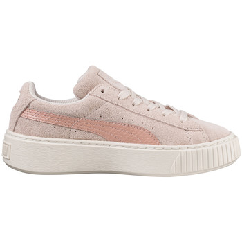 Skor Barn Sneakers Puma 364701 Rosa