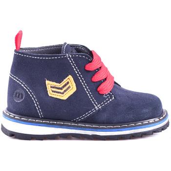 Skor Barn Boots Melania ME1032B8I.B Blå