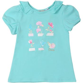 textil Barn T-shirts Chicco 09006969000000 Blå