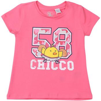 textil Barn T-shirts Chicco 09006955000000 Rosa