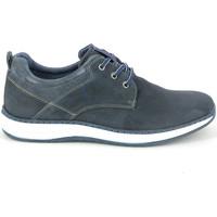 Skor Herr Sneakers Grunland SC3806 Blå