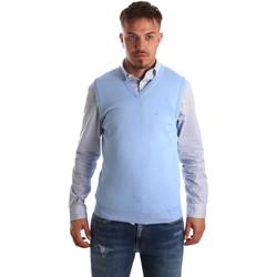 textil Herr Koftor / Cardigans / Västar Navigare NV00165 21 Blå