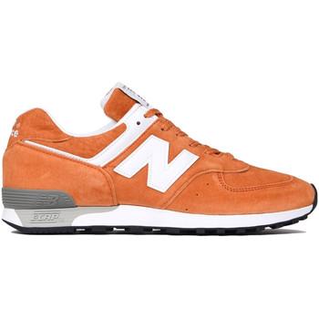 Skor Herr Sneakers New Balance NBM576OO Orange
