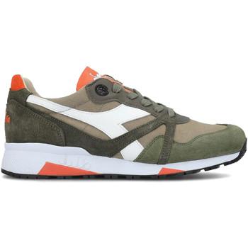 Skor Herr Sneakers Diadora 201.172.779 Grön