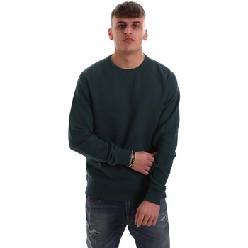 textil Herr Sweatshirts Navigare NV21009 Grön