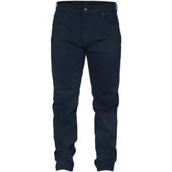 textil Herr Chinos / Carrot jeans Navigare NV53074 Blå