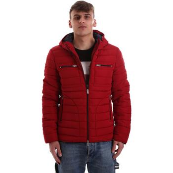 textil Herr Täckjackor Gaudi 921BU35019 Röd
