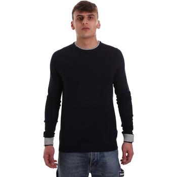 textil Herr Tröjor Gaudi 921BU53012 Blå