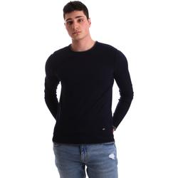 textil Herr Tröjor Gaudi 921BU53036 Blå