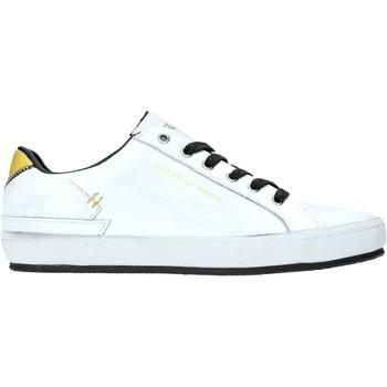Skor Herr Sneakers Guess FM7MIR LEA12 Vit