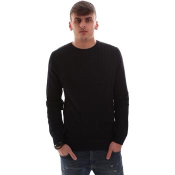 textil Herr Tröjor Antony Morato MMSW00996 YA400006 Blå