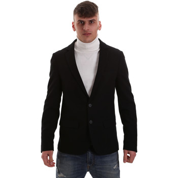 textil Herr Jackor & Kavajer Antony Morato MMJA00407 FA100130 Svart