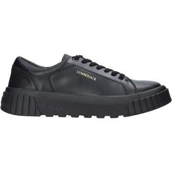Skor Herr Sneakers Lumberjack SM65912 001 B51 Svart