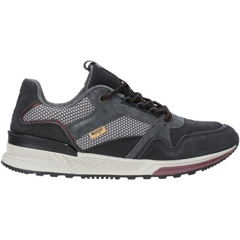 Skor Herr Sneakers Wrangler WM92200A Grå