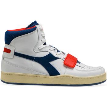 Skor Herr Höga sneakers Diadora 501.174.766 Vit
