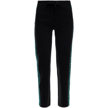 textil Dam Joggingbyxor Pepe jeans PL211336 Svart