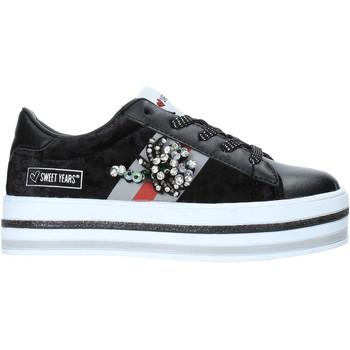 Skor Barn Sneakers Sweet Years W19-SSK313 Svart