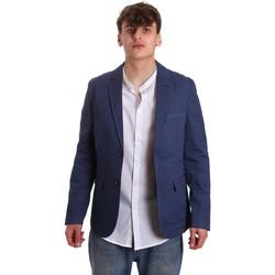 textil Herr Jackor & Kavajer Gaudi 011BU35025 Blå