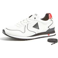 Skor Herr Sneakers Guess FM5NGL LEL12 Vit