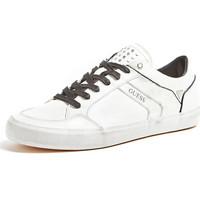 Skor Herr Sneakers Guess FM5STA LEA12 Vit