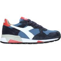 Skor Herr Sneakers Diadora 201176281 Blå