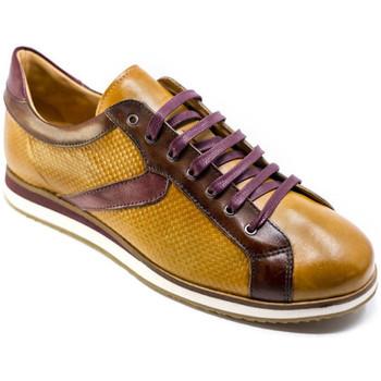 Skor Herr Sneakers Exton 831 Brun