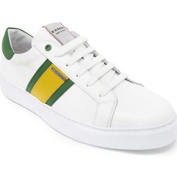 Skor Herr Sneakers Exton 861 Vit