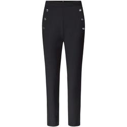 textil Dam Chinos / Carrot jeans Tommy Hilfiger WW0WW26505 Blå